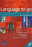 Language to Go Pre-Intermediate Student's Book with Phrasebook