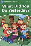 What did you do Yesterday? Book