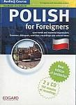 Polish For Foreigners. Polski dla cudzoziemców Książka + 2 x CD Audio