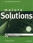 matura Solutions Elementary Workbook Pack