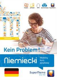 Niemiecki Kein Problem! Mobilny kurs językowy (poziom podstawowy A1-A2) Książka + kod dostępu