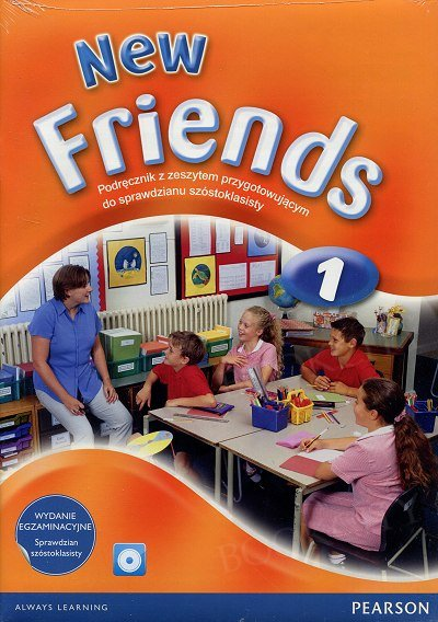 New Friends 1 Student's Book plus CD-ROM