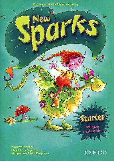 New Sparks Starter Class Book