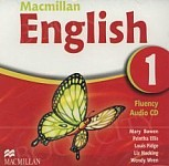 Macmillan English 1 Fluency CD (1)