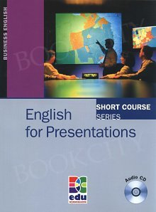 English for Presentations Student's Book + CD