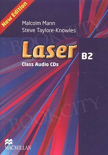 Laser B2 (New Edition) Class Audio CDs (2)
