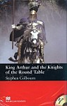 King Arthur and The Knights of The Round Table Book and CD