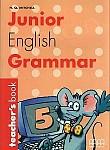 Junior English Grammar 5 książka nauczyciela