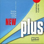 New Plus Elementary Class CDs