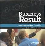 Business Result Upper-Intermediate Audio CD