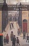 Stories from the Five Towns Book