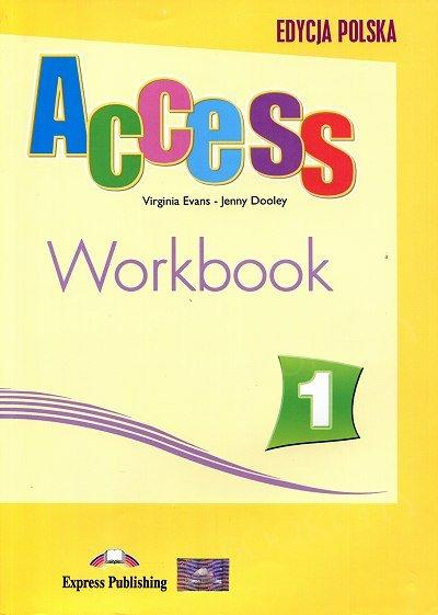 Access 1 Workbook (edycja międzynarodowa)