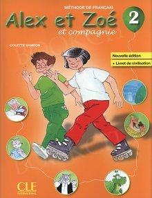 Alex et Zoé et compagnie 2 A1.2 podręcznik