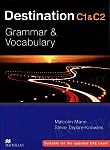 Destination C1 & C2 Grammar & Vocabulary Student's Book without key