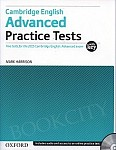 Cambridge English Advanced Practice Tests (2015) Tests With Key and Audio CD Pack