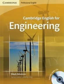 Cambridge English for Engineering Student's Book with Audio CDs