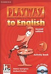Playway to English 2 ed Level 1 ćwiczenia