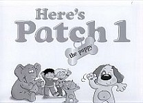 Here's Patch the Puppy 1 Classroom Posters / Plakaty