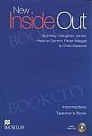 New Inside Out Intermediate książka nauczyciela