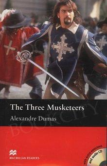 Three Musketeers Book + CD
