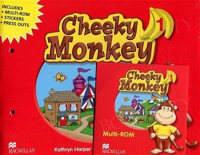 Cheeky Monkey 1 podręcznik