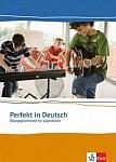 Perfekt in Deutsch - Gramatyka języka niemieckiego dla młodzieży. podręcznik