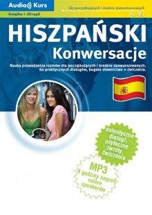 Hiszpański. Konwersacje Książka+MP3