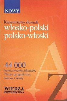 Kieszonkowy słownik włosko-polski, polsko-włoski