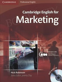 Cambridge English for Marketing Student's Book with Audio CDs