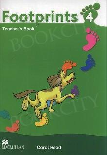 Footprints 4 książka nauczyciela