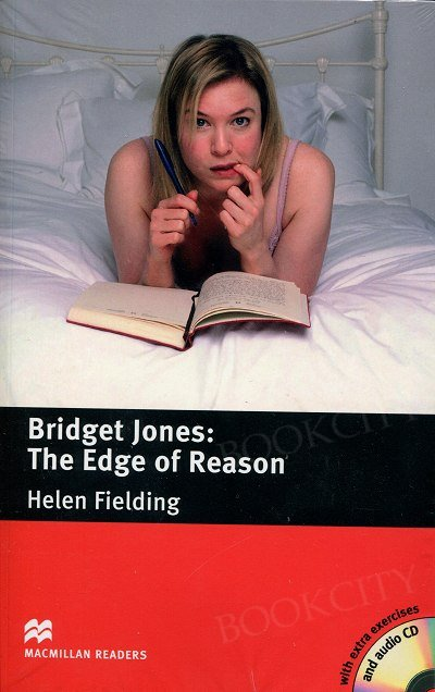 Bridget Jones: The Edge of Reason Book + Audio CD