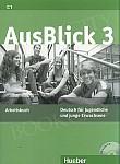 AusBlick 3 Arbeitsbuch mit CD