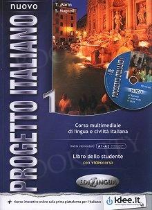 Nuovo Progetto Italiano 1 podręcznik