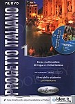 Nuovo Progetto Italiano 1 Komplet podręcznik + CD