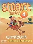 Smart Junior 4 Workbook+CD