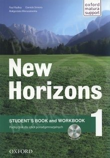 New Horizons 1 Student's Book + Workbook