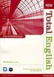 New Total English Pre-Intermediate Workbook (with Key) plus Audio CD