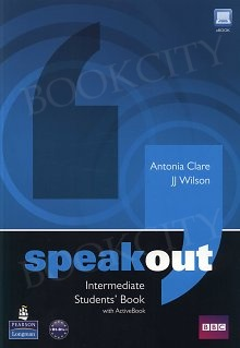 Speakout Intermediate B1+ Student's Book plus DVD / Active Book (bez kodu)