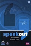 Speakout Intermediate B1+ eText AccessCard/DVD