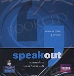 Speakout Intermediate B1+ Class Audio CD