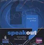 Speakout Intermediate B1+ Class Audio CD