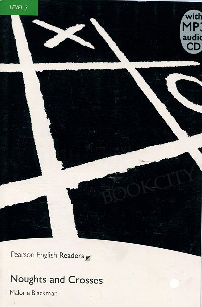Noughts and Crosses Book plus mp3 CD