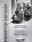 Nuovo Progetto Italiano 2 Przewodnik metodyczny