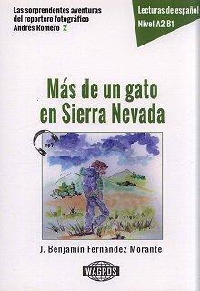 Mas de un gato en Sierra Nevada Książka + CD
