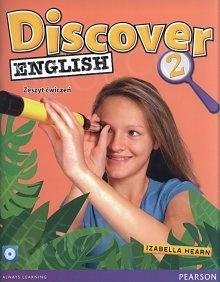 Discover English 2 Zeszyt ćwiczeń (wersja globalna)
