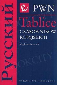 Tablice czasowników rosyjskich Książka