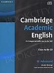 Cambridge Academic English Advanced Class CD