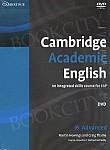 Cambridge Academic English Advanced Class Audio CD and CVD Pack