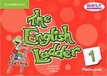English Ladder 1 Flashcards (Pack of 100)