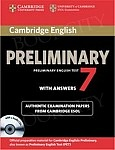 Cambridge English Preliminary 7 SB with ans and Audio CDs (2)